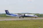 sakanayahiroさんが、釧路空港で撮影したANAウイングス DHC-8-402Q Dash 8の航空フォト(写真)