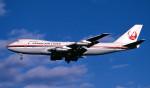 トロピカルさんが、成田国際空港で撮影した日本航空 747-246Bの航空フォト(写真)