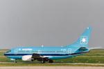 菊池 正人さんが、パリ シャルル・ド・ゴール国際空港で撮影したマースク航空 737-5L9の航空フォト(写真)