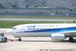 tabi0329さんが、長崎空港で撮影した全日空 737-881の航空フォト(写真)