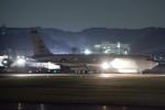 デルタおA330さんが、横田基地で撮影したアメリカ空軍 E-8C J-Stars (707-300C)の航空フォト(写真)