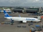flying-dutchmanさんが、アムステルダム・スキポール国際空港で撮影したエア・ヨーロッパ 737-85Pの航空フォト(写真)