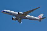 orbis001さんが、関西国際空港で撮影したチャイナエアライン A350-941XWBの航空フォト(写真)