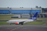 flying-dutchmanさんが、アムステルダム・スキポール国際空港で撮影したスカンジナビア航空 737-683の航空フォト(写真)