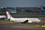 flying-dutchmanさんが、アムステルダム・スキポール国際空港で撮影したロイヤル・エア・モロッコ 737-86Nの航空フォト(写真)