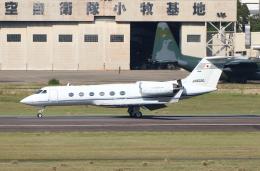 なごやんさんが、名古屋飛行場で撮影したエム・エイチ・アイ・ファイナンス G-IV Gulfstream IV-SPの航空フォト(写真)