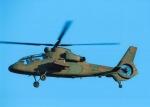 takamaruさんが、浜松基地で撮影した陸上自衛隊 OH-1の航空フォト(写真)