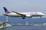 KAW-YGさんが、関西国際空港で撮影したユナイテッド航空 787-8 Dreamlinerの航空フォト(写真)