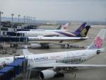 tomoataさんが、中部国際空港で撮影したチャイナエアライン A330-302の航空フォト(写真)