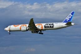 ガミコさんが、成田国際空港で撮影した全日空 777-381/ERの航空フォト(写真)