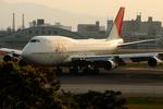 kaz-bbさんが、福岡空港で撮影した日本アジア航空 747-346の航空フォト(写真)