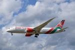 flying-dutchmanさんが、ロンドン・ヒースロー空港で撮影したケニア航空 787-8 Dreamlinerの航空フォト(写真)