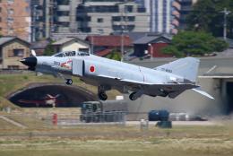 なごやんさんが、名古屋飛行場で撮影した航空自衛隊 F-4EJ Phantom IIの航空フォト(写真)