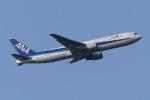 じゃがさんが、成田国際空港で撮影した全日空 767-381/ERの航空フォト(写真)