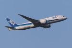 じゃがさんが、成田国際空港で撮影した全日空 787-8 Dreamlinerの航空フォト(写真)