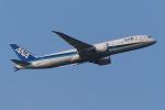 じゃがさんが、成田国際空港で撮影した全日空 787-9の航空フォト(写真)