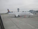 ころころさんが、トゥールーズ・ブラニャック空港で撮影したルフトハンザ・シティライン ERJ-190-200 LR (ERJ-195LR)の航空フォト(写真)
