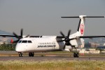 HK Express43さんが、伊丹空港で撮影した日本エアコミューター DHC-8-402Q Dash 8の航空フォト(写真)