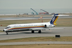 kansaigroundさんが、関西国際空港で撮影した日本エアシステム MD-87 (DC-9-87)の航空フォト(写真)