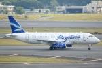 cassiopeiaさんが、成田国際空港で撮影したヤクティア・エア 100-95LRの航空フォト(写真)