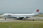 kansaigroundさんが、関西国際空港で撮影した日本アジア航空 747-246Bの航空フォト(写真)