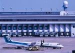 takamaruさんが、中部国際空港で撮影したANAウイングス DHC-8-402Q Dash 8の航空フォト(写真)