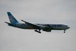 チャッピー・シミズさんが、新千歳空港で撮影したAIR DO 767-381の航空フォト(写真)