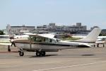 ハピネスさんが、八尾空港で撮影した共立航空撮影 TU206G Turbo Stationair 6の航空フォト(写真)