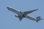 pringlesさんが、関西国際空港で撮影したキャセイパシフィック航空 A330-343Xの航空フォト(写真)