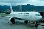 Harry Lennonさんが、台北松山空港で撮影した日本航空 767-346/ERの航空フォト(写真)