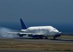 tuckerさんが、中部国際空港で撮影したボーイング 747-409(LCF) Dreamlifterの航空フォト(写真)