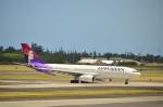 genonさんが、ダニエル・K・イノウエ国際空港で撮影したハワイアン航空 A330-243の航空フォト(写真)