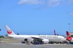 genonさんが、ダニエル・K・イノウエ国際空港で撮影した日本航空 777-246/ERの航空フォト(写真)