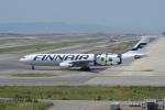 pringlesさんが、関西国際空港で撮影したフィンエアー A330-302Xの航空フォト(写真)