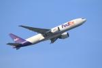 気分屋さんが、成田国際空港で撮影したフェデックス・エクスプレス 777-FS2の航空フォト(写真)