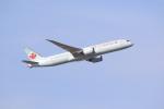 気分屋さんが、成田国際空港で撮影したエア・カナダ 787-9の航空フォト(写真)