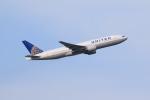 気分屋さんが、成田国際空港で撮影したユナイテッド航空 777-222/ERの航空フォト(写真)