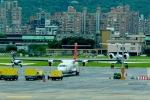 Harry Lennonさんが、台北松山空港で撮影したトランスアジア航空 ATR-72-600の航空フォト(写真)