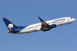 kinsanさんが、マッカラン国際空港で撮影したアエロメヒコ航空 737-852の航空フォト(写真)