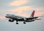 new_2106さんが、横田基地で撮影したエア・トランスポート・インターナショナル 757-2G5(SF)の航空フォト(写真)