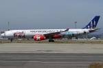 Wings Flapさんが、関西国際空港で撮影したエアアジア・エックス A330-343Xの航空フォト(写真)