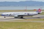 Wings Flapさんが、関西国際空港で撮影したチャイナエアライン A330-302の航空フォト(写真)