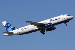 kinsanさんが、マッカラン国際空港で撮影したジェットブルー A320-232の航空フォト(写真)