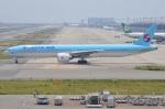 amagoさんが、関西国際空港で撮影した大韓航空 777-3B5/ERの航空フォト(写真)