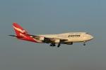 VIPERさんが、羽田空港で撮影したカンタス航空 747-48Eの航空フォト(写真)