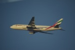 flying-dutchmanさんが、ドバイ国際空港で撮影したエミレーツ航空 777-21H/ERの航空フォト(写真)