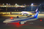 xiel0525さんが、羽田空港で撮影した全日空 787-8 Dreamlinerの航空フォト(写真)
