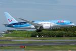 Tomo-Papaさんが、成田国際空港で撮影したTUIフライ・ネーデルランド 787-8 Dreamlinerの航空フォト(写真)