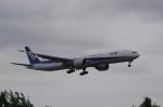 SOMAさんが、成田国際空港で撮影した全日空 777-381/ERの航空フォト(写真)