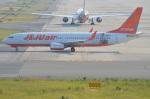 amagoさんが、関西国際空港で撮影したチェジュ航空 737-8ASの航空フォト(写真)